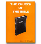 Church Of The Bible, The