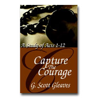 Capture The Courage