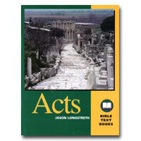 Bible Text Book - Acts