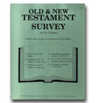 Old And New Testament Survey