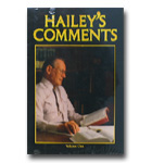 Hailey's Comments: Vol. 2