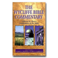 Commentary Wycliffe Bible Commentary