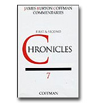 Coffman Commentary - 11 - First And Second Chronicles