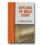 Commentary Outlines Of Bible Study: An Easy-To-Follow Guide To Greater Bible Knowledge