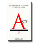 Coffman Commentary - 30 - Acts