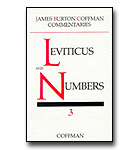 Coffman Commentary - 03 - Leviticus And Numbers