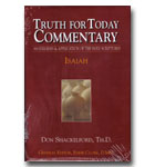 Commentary - Truth For Today: 23 - Isaiah