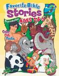 Favorite Bible Stories - Ages 2&3