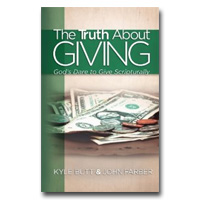 Truth About Giving, The: God's Dare To Give Scripturally