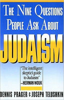 Nine Questions People Ask About Judaism, The