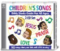 Bible Study Guide For All Ages - Children's Songs - CD