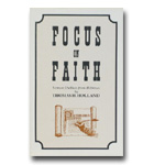 Focus On Faith Sermon Outlines From Herbrews