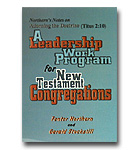 A Leadership Work Program For New Testament Congregations