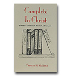 Complete In Christ Sermon Outlines From Colossians