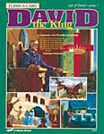 Abeka - Flash-a-Card - David - Series 3 - David The King