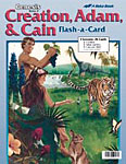 Abeka - Flash-a-Card - Genesis - Series 1 - Creation, Adam And Cain