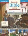 Abeka - Flash-a-Card - Favorite Bible Stories: Series 1