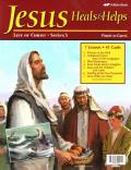 Abeka - Flash-a-Card - Life Of Christ - Series 3 - Jesus Heals And Helps