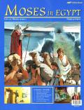 Abeka - Flash-a-Card - Life Of Moses - Series 1 - Moses In Egypt