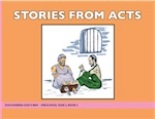 Discovering God's Way 2 - PreSchool - Y2 B3 - Stories From Acts - WB